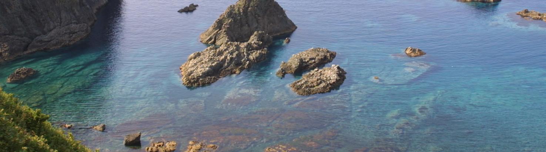 島武威海岸