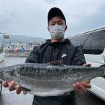 渋梨子さんの61cm、3.17kg