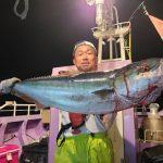 ニセコ町の佐々木さんがこの日最大の11.2kg